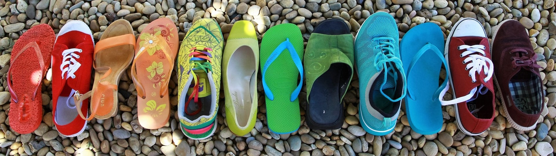 Damenschuhe in Übergrößen für lange Füße bei Melongia
